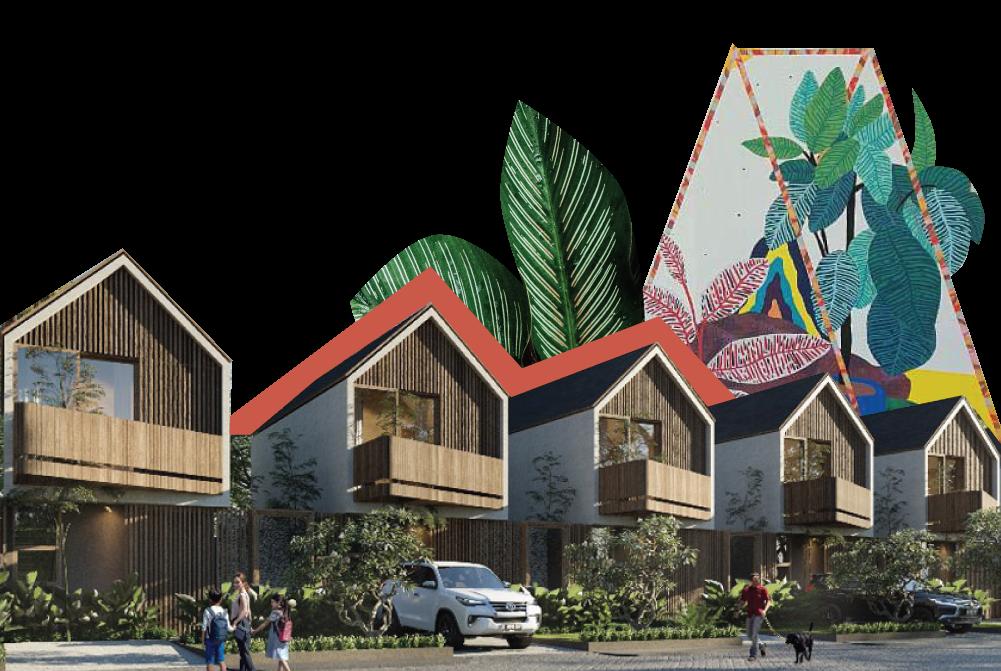 Stay for Longer Jimbaran Hijau
