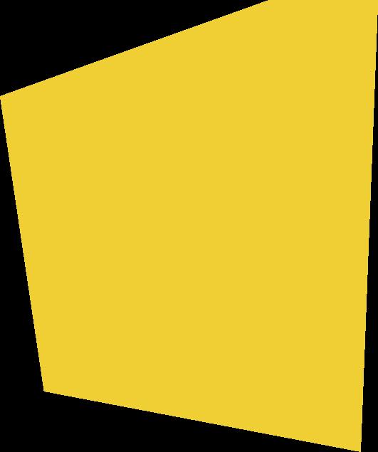 Yellow Background Shape